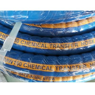manguera de transferencia de productos químicos