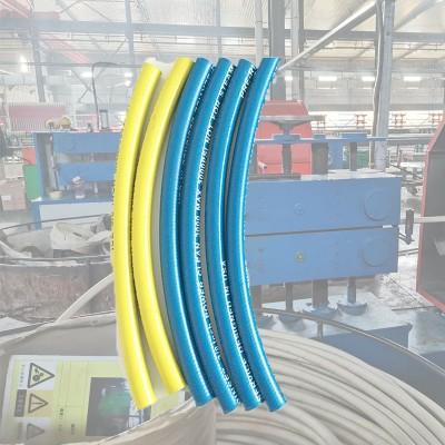 smooth braid en 853 2te oil hose