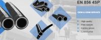 Geriausia hidraulinių žarnų gamintojo didmeninė prekyba EN 856 4sp aukšto slėgio hidraulinė žarna