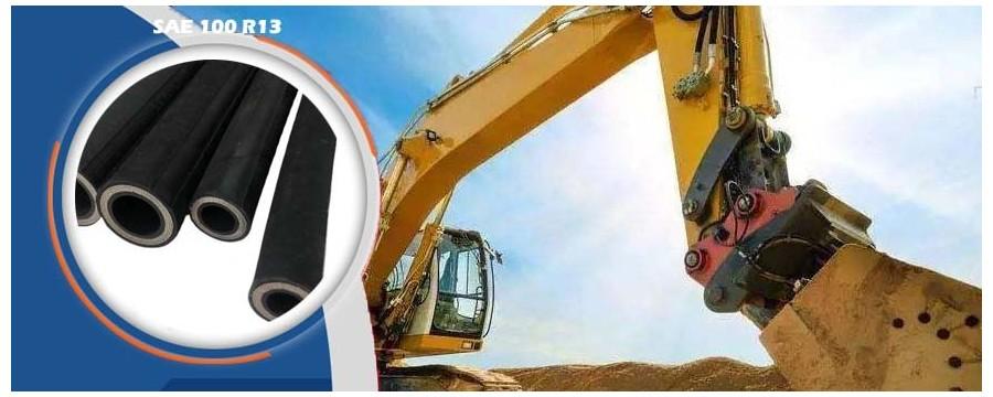 Top výrobcovia hydraulických hadíc, veľkoobchod so špirálou SAE 100 R13 online s najlepšou cenou
