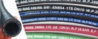 Hidraulinių žarnų vamzdžių gamintojo didmeninė prekyba urmu SAE 100 R6 hidraulinė žarna