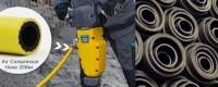 最高品質の工場価格でカスタムバルク最高の空気圧縮機ホース