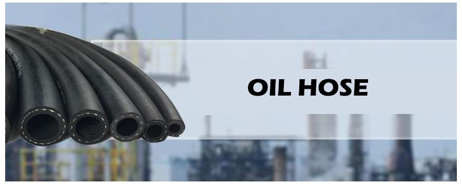 Gevlochten oliebestendige slangleiding 100% fabrieks goede prijs Hoge kwaliteit te koop