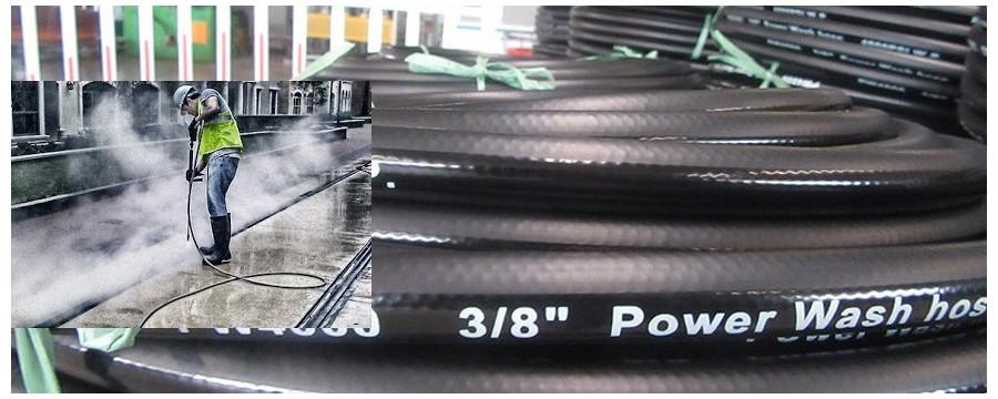 Mais Vendidos Melhor Preço Resistente ao Abrasivo Lavadora de Pressão Mangueira no eBay para venda