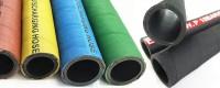 Geriausios kainos parduodama spiralinės vielos hidraulinė įsiurbimo ir grąžinimo žarna SAE100 R4