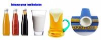 De bästa leverantörerna av industriella slangar grossist Food Grade Pipe för mat och dryck