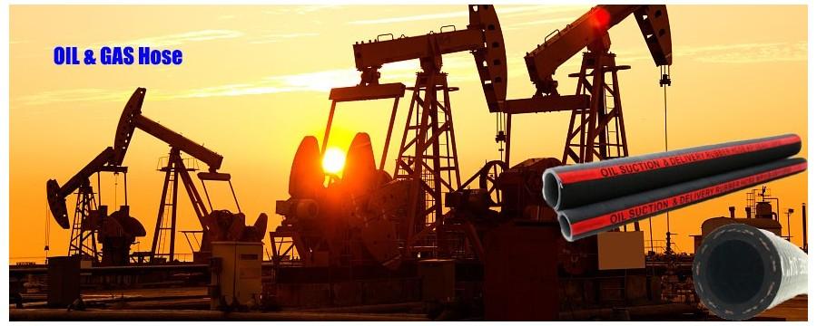 Professioneller Lieferant von industriellen Schlauchleitungen bietet den besten Preis für die Öl- und Gasindustrie