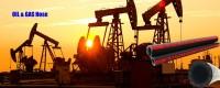 Profesionāls rūpniecisko šļūteņu cauruļu piegādātājs piedāvā labāko cenu naftas un gāzes rūpniecībai
