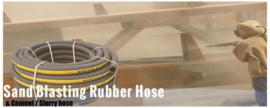 Top leveranciers van rubberen slangen bieden kwaliteitsslang voor materiaalbehandelingssysteem in China: