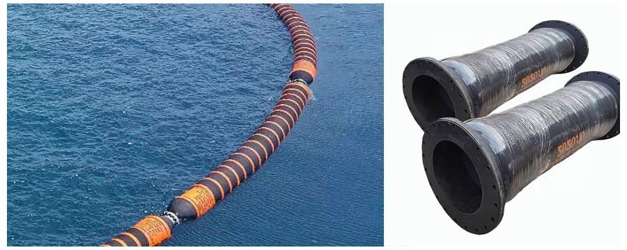 Labākā rūpniecisko šļūteņu piegādātāja vairumtirdzniecības jūras šļūtene ar labu cenu Ķīnā
