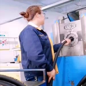 evrgood strādnieku pielāgotas hidrauliskās šļūtenes un piederumi rūpnīcā