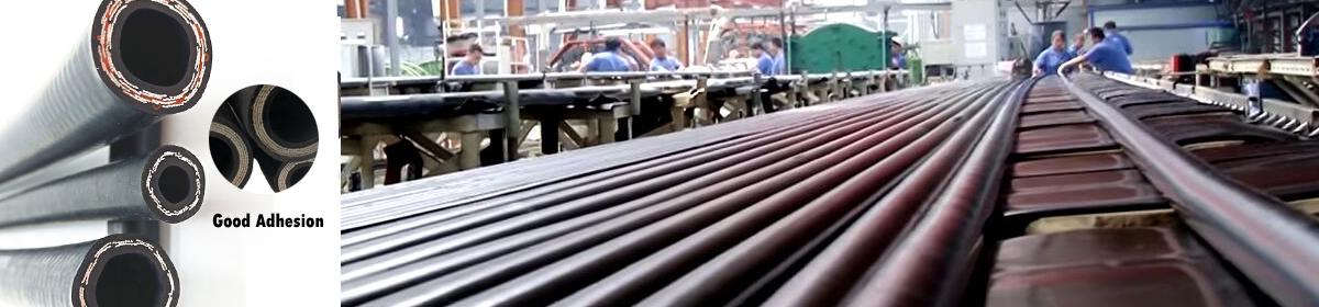 evergood hydraulic hose factory produce flexible hydraulic pipes