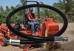 Vous devez connaître trois conseils de sécurité importants pour remplacer le tuyau hydraulique du tracteur